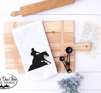 Custom Designed Kitchen Towels