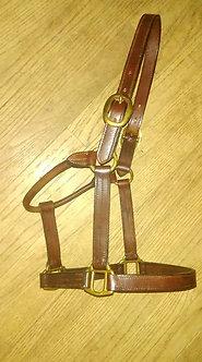 Heavy Duty Leather Halter