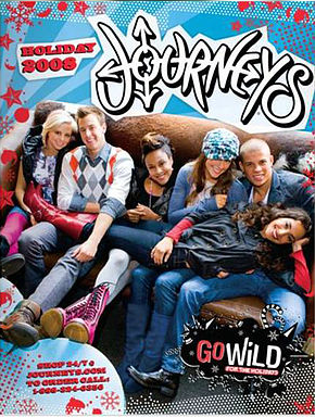 Journeys Magazine (Cover)