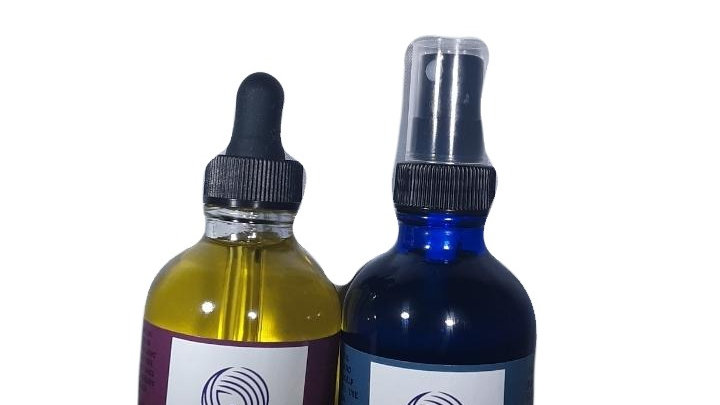 Xtreme Moisture Oil & Growth Spray Bundle - 4 oz