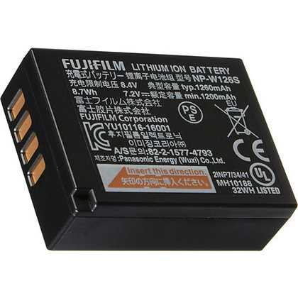 Bateria NP-W126S
