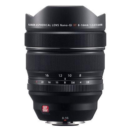 XF 8-16mm f 2.8 R LM WR