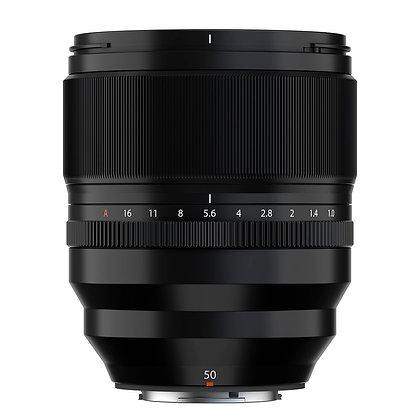 XF. 50mm f/1.0 R WR