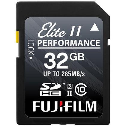 SD Fujifilm 32gb