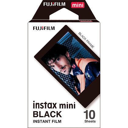 Mini Borde Negro Instax Film X10