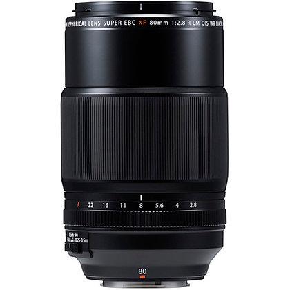 XF 80 mm f 2.8 R LM OIS WR Macro