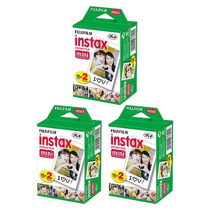 Combo 3 cajas de Films Mini x 20 unidades