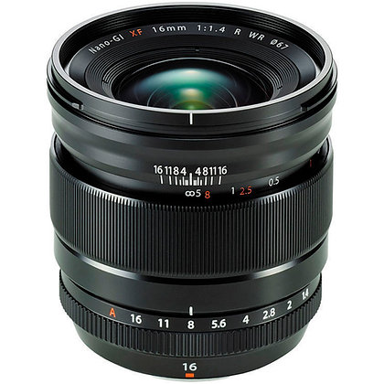 XF. 16mm f/1.4 R WR