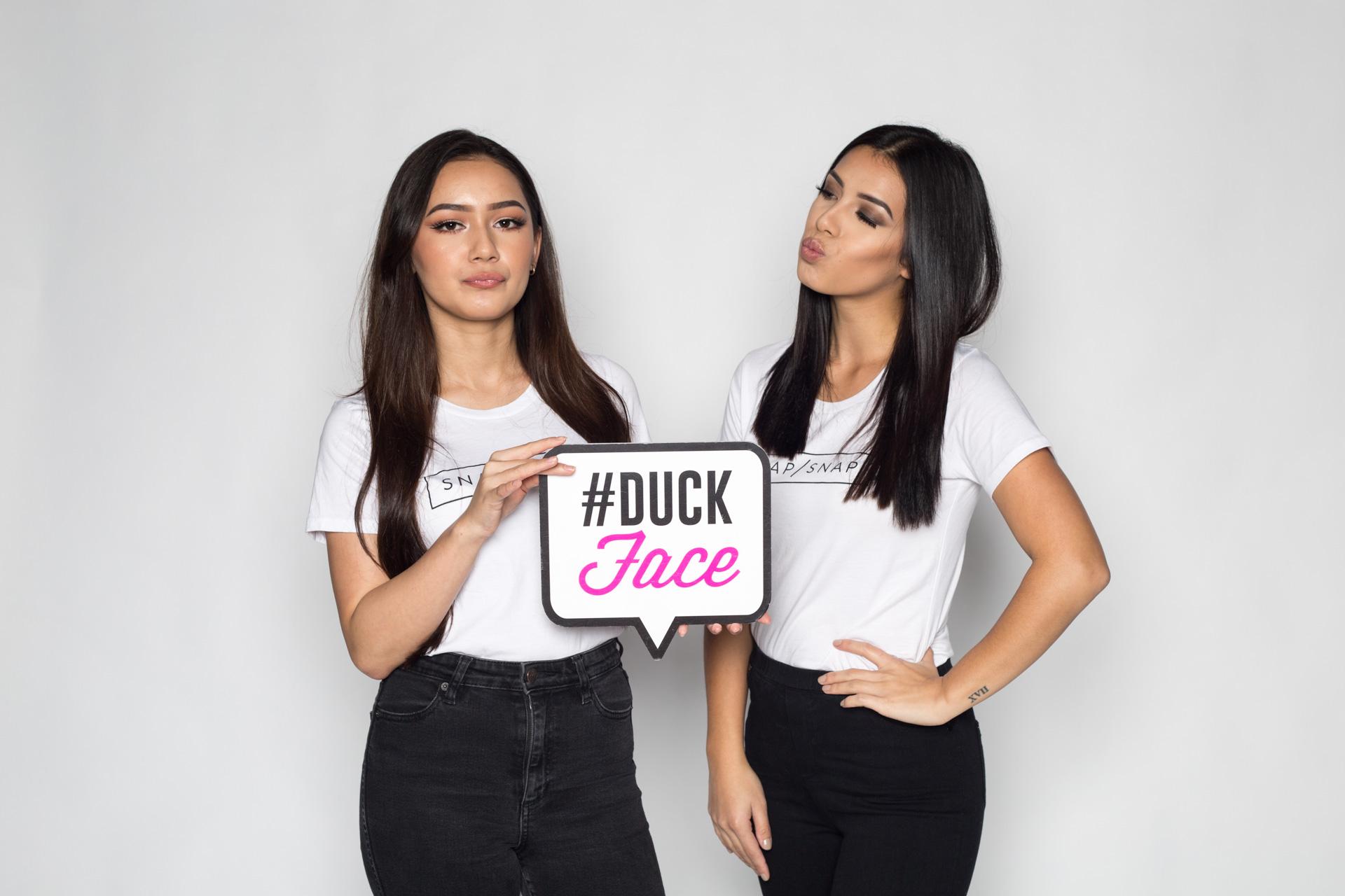 #DuckFace