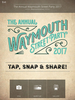The Annual Waymouth Street Party