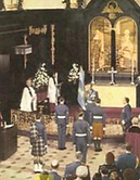 Presentation of the ATC Banner by HRH the Duke Of Edinburgh at St Clement Danes, 1962