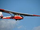 A Slingsby Cadet Glider