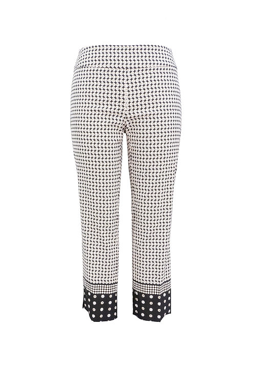 Border Cropped Pant