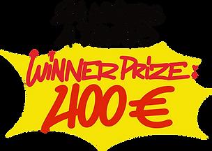 winner prize 2020