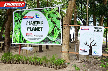 Pioneer Adhesives PAFI Planting the Plan
