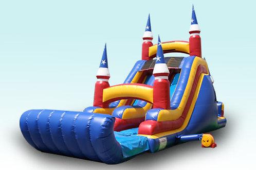 Castle Slide (16ft.)
