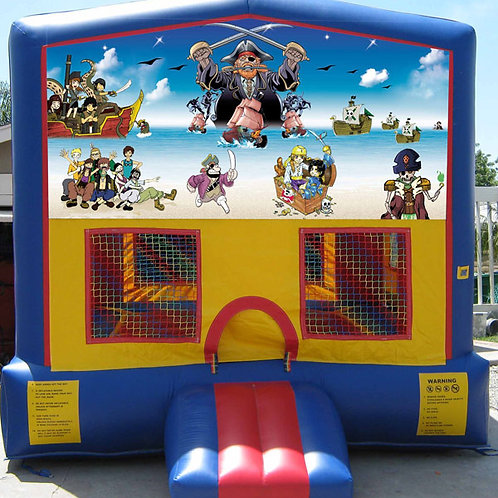 pirate jumper bounce house