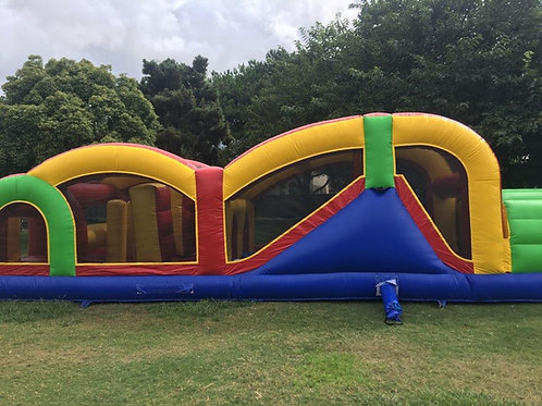 38 ft. Obstacle Course (New!)