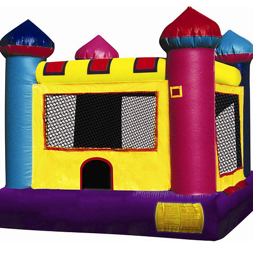 Toddler Mini Castle (For Toddlers!)