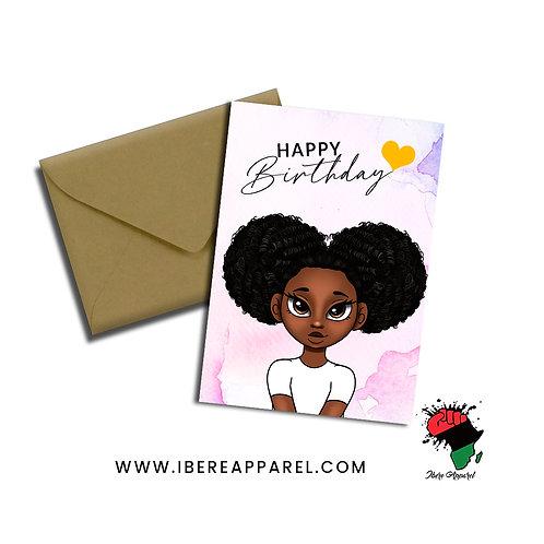 Anuoluwapo | Greeting Card