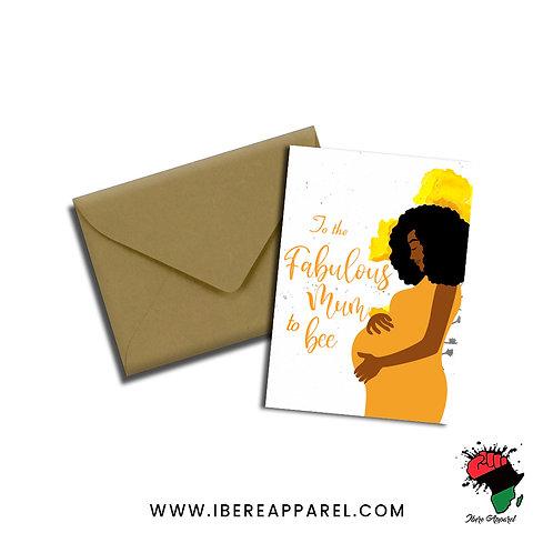 Shayo | Greeting Card