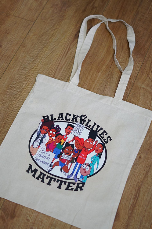 BLACK LIVES MATTER | TOTE BAG