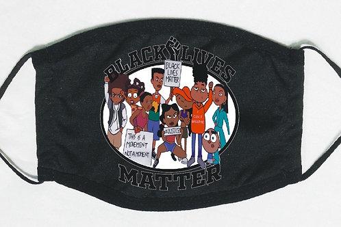 PRE ORDER Black Lives Matter Mask