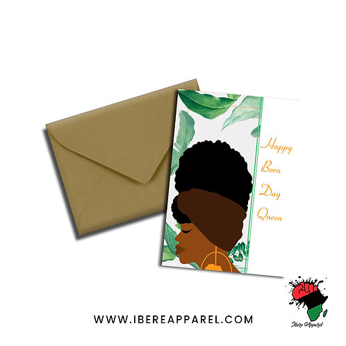 Brenda |  Greeting Card
