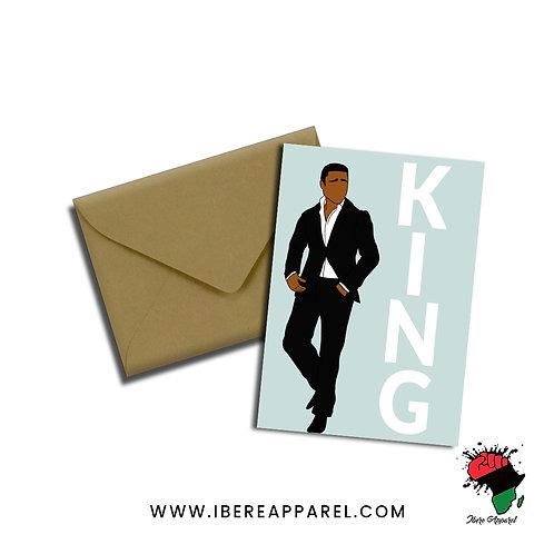 KEHINDE |  Greeting Card