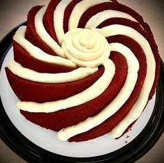 Red-Velvet Bundt Cake