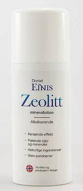 Zeolitt krem