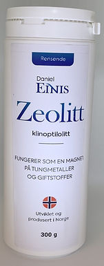 Zeolitt pulver