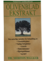 Olivenbladekstrakt bok