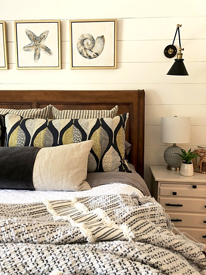 High Impact, Low Budget Bedroom Makeover