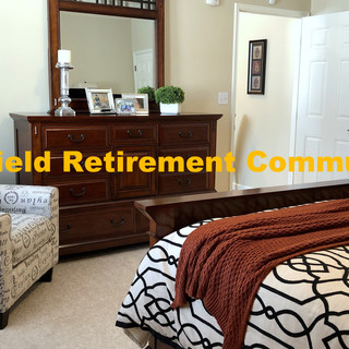 Deerfield Retirement Community Staging Project