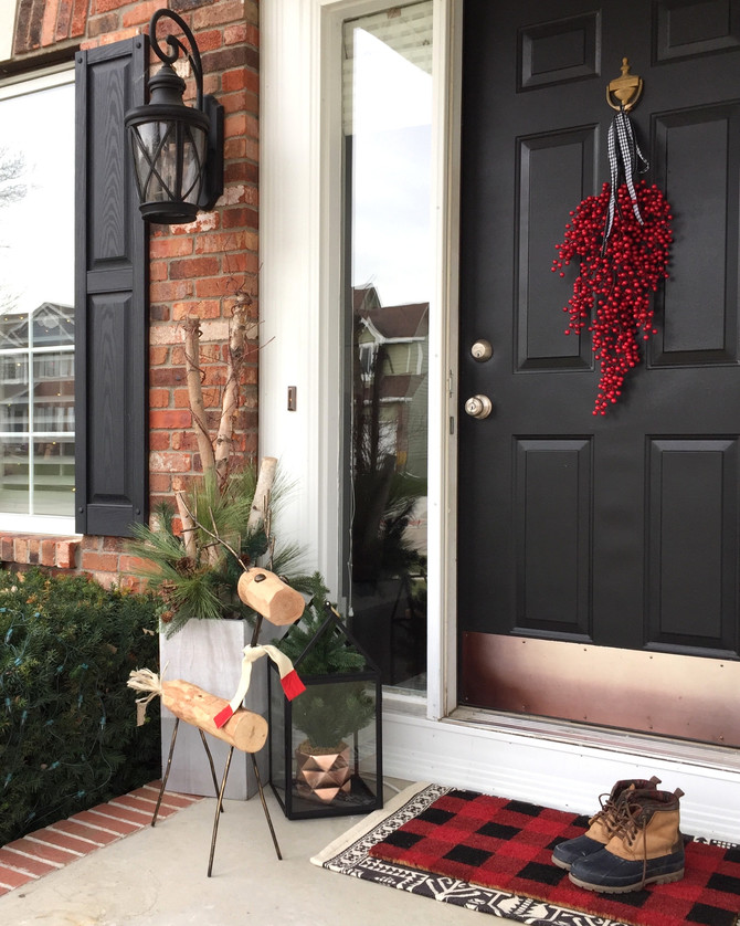 First Annual Holiday Home Tour