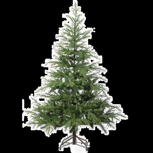 The natural Christmas tree (NO lights)
