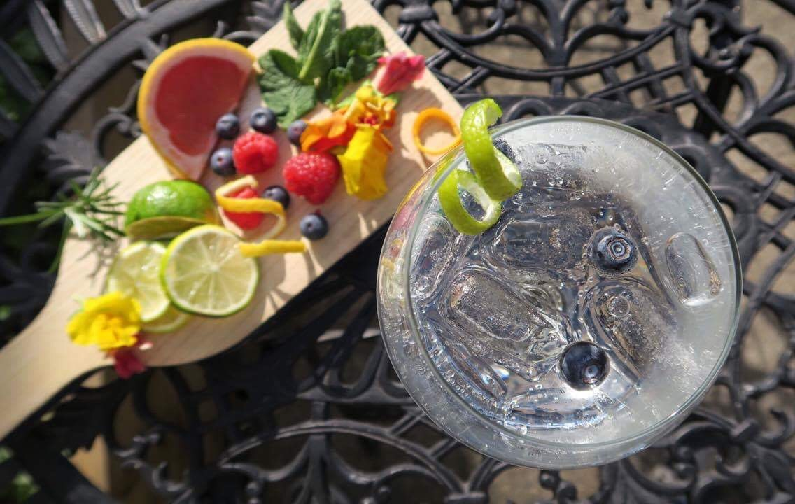 Whistlers G&T