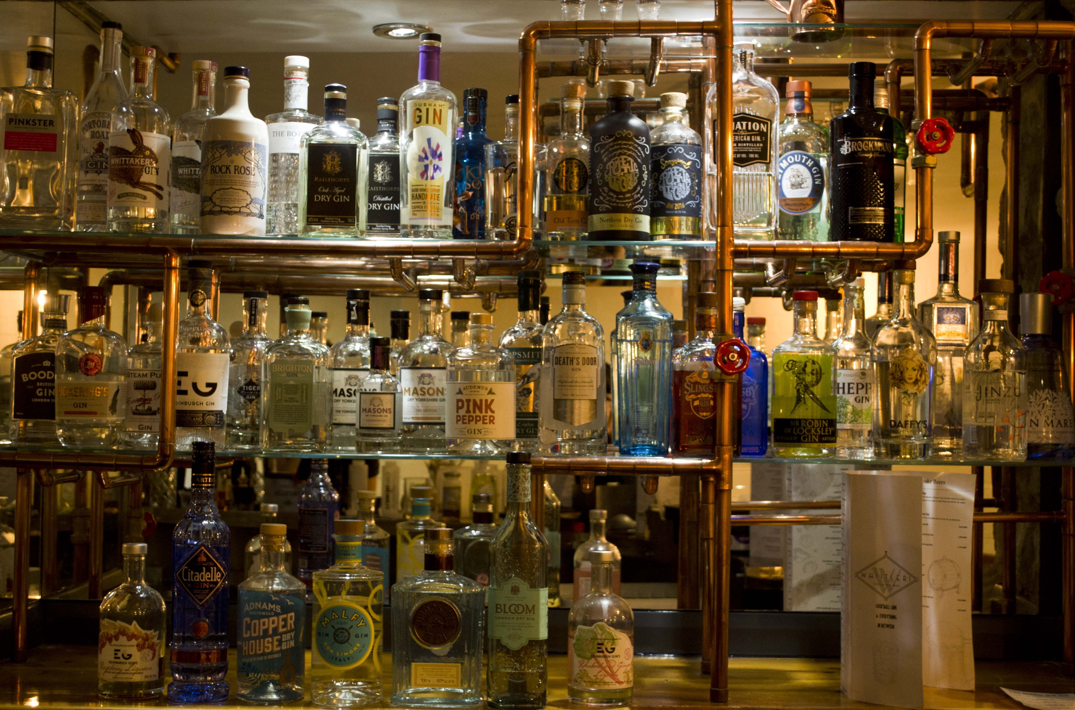 Whistlers Gins