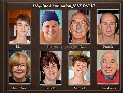 Equipe d'animation trombinoscope 2020.00