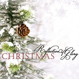 Reflection of Glory Christmas album cover art
