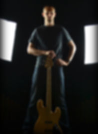Reflection of Glory frontman Barry Dreier
