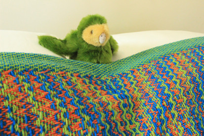 Aztec Artisan Blanket