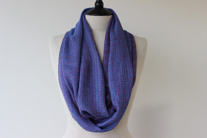 Scottish Skies (Infinity scarves)