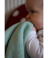 Cot blanket - Good enough to eat!