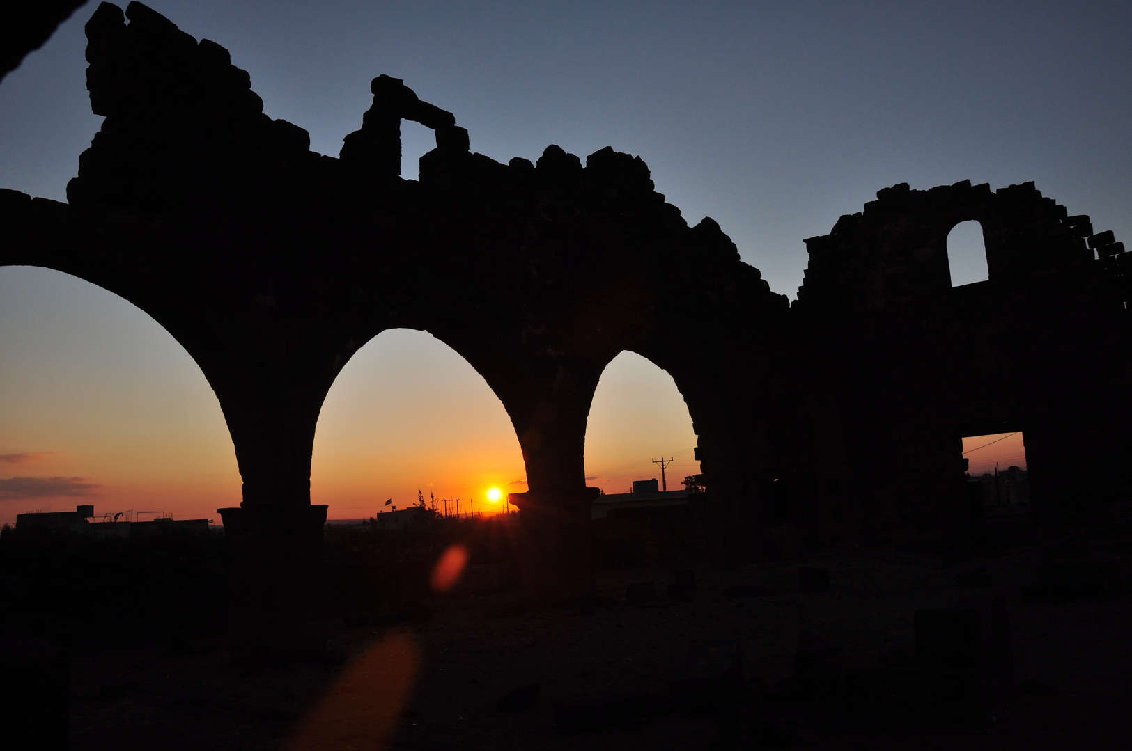 UJ sunset arches.JPG