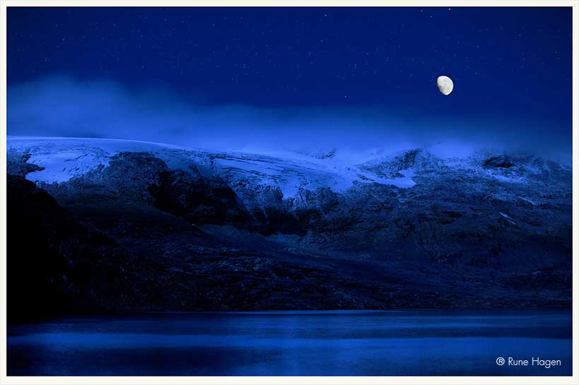 stjernenatt blåtind