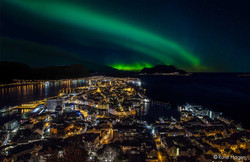 Nordlys Ålesund