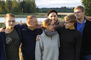Jukka Jämsénille rukous on jokapäiväistä leipää