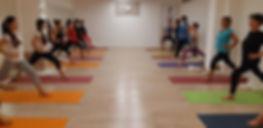 Lezione Yoga